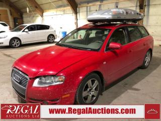 Used 2006 Audi A4 4D Wagon AWD for sale in Calgary, AB