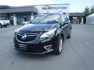 Used 2019 Buick Envision ESSENCE-AWD, LEATHER, SUNROOF for sale in Victoria, BC