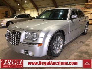 Used 2006 Chrysler 300 C 4D Sedan for sale in Calgary, AB