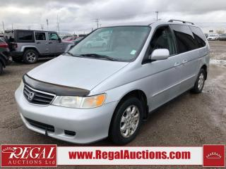 Used 2004 Honda Odyssey 4D Wagon FWD for sale in Calgary, AB