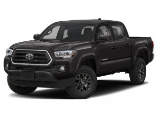 New 2021 Toyota Tacoma DOUBLE CAB  SR for sale in Winnipeg, MB