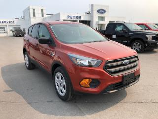 Used 2019 Ford Escape S - AWD, REAR CAMERA, BLUETOOTH for sale in Kingston, ON