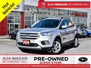 Used 2018 Ford Escape SE 1.5L Ecoboost   Fogs   Heated Seats   Pwer Seat for sale in Richmond Hill, ON