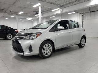Used 2015 Toyota Yaris LE for sale in Saint-Eustache, QC