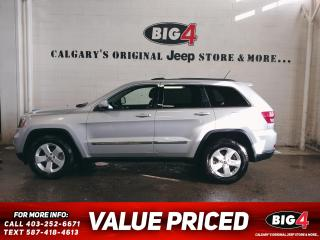 Used 2011 Jeep Grand Cherokee Laredo for sale in Calgary, AB