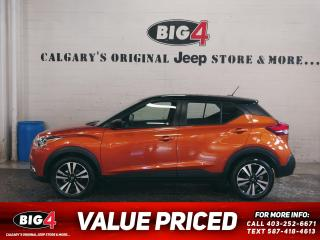 Used 2020 Nissan Kicks S for sale in Calgary, AB