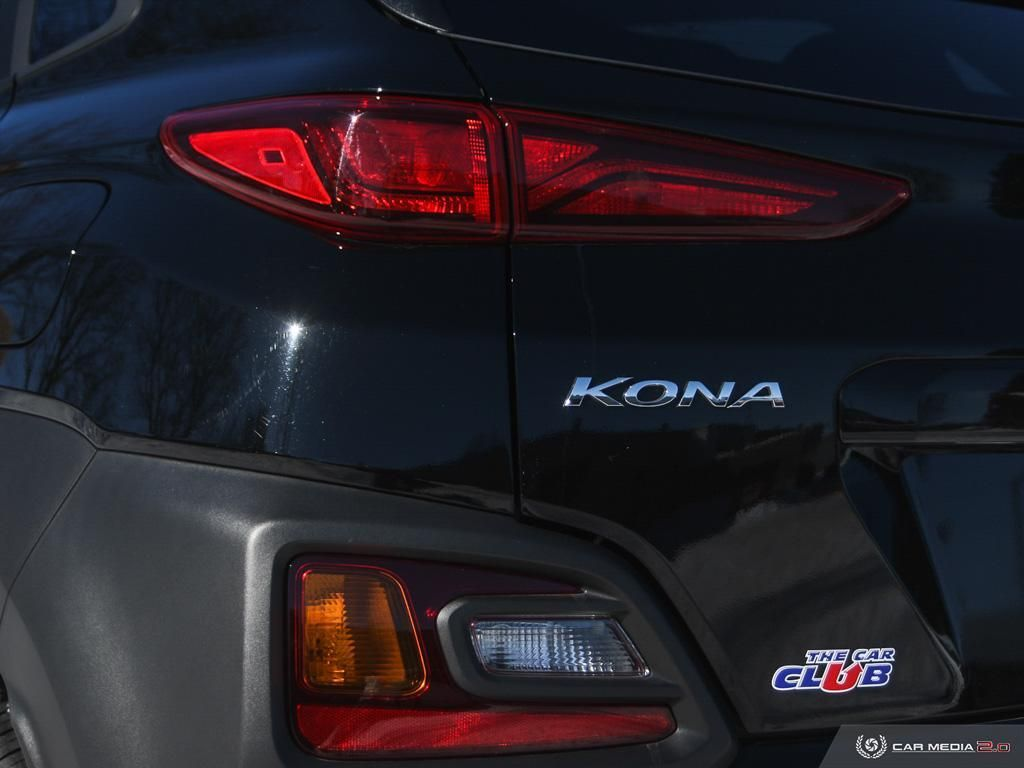 2020 Hyundai KONA LUXURY