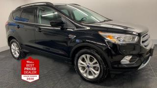 Used 2017 Ford Escape SE *HEATED SEATS - NAVIGATION - CARPLAY - SYNC* for sale in Winnipeg, MB