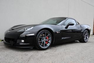 Used 2009 Chevrolet Corvette Z06 Coupe for sale in Vancouver, BC