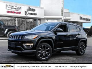New 2021 Jeep Compass 80TH ANNIVERSARY| NO PAYMENTS FOR 3 MONTHS,OAC for sale in Simcoe, ON