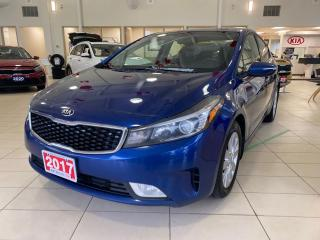 Used 2017 Kia Forte EX for sale in Waterloo, ON