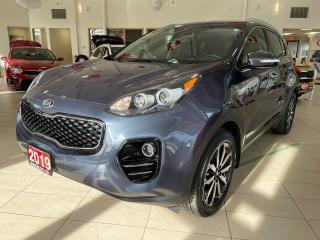 Used 2019 Kia Sportage EX AWD for sale in Waterloo, ON