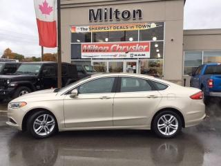 Used 2018 Ford Fusion SE for sale in Milton, ON