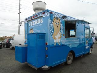Used 1998 Ford Econoline FOOD TRUCK 12 ft for sale in Mississauga, ON
