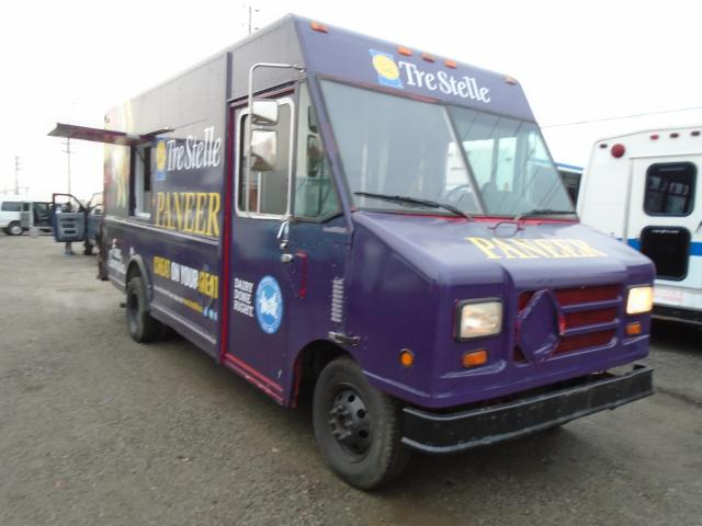 2000 Ford Econoline food truck
