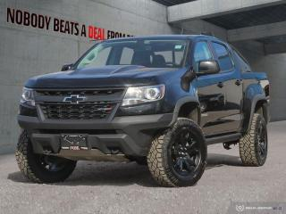 Used 2019 Chevrolet Colorado 4WD Crew Cab 128.3  ZR2 for sale in Mississauga, ON