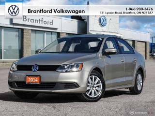 Used 2014 Volkswagen Jetta Comfortline 2.0 6sp at w/Tip for sale in Brantford, ON