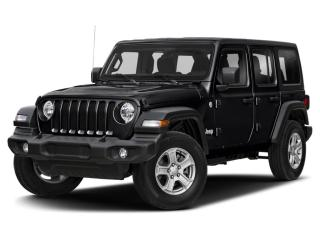 Used 2018 Jeep Wrangler Unlimited Sahara 4X4 for sale in Mississauga, ON