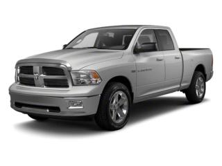 Used 2012 RAM 1500 4WD Quad Cab 140.5  Sport for sale in Mississauga, ON