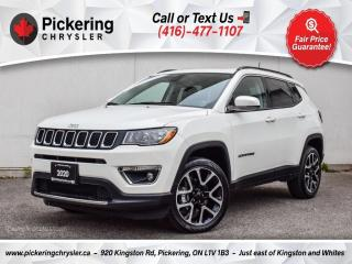 Used 2020 Jeep Compass LIMITED for sale in Pickering, ON