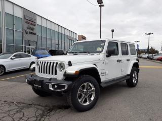 New 2021 Jeep Wrangler TAN LEATHER LED LIGHTS NAVI BODY COLOR TOP for sale in Pickering, ON