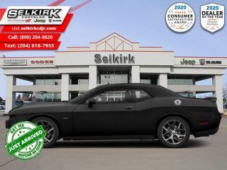 New 2020 Dodge Challenger GT - Sunroof - Plus Package for sale in Selkirk, MB
