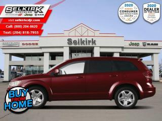 Used 2010 Dodge Journey SE -  Power Seats for sale in Selkirk, MB