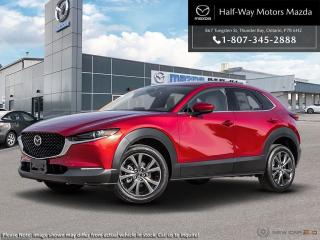 New 2021 Mazda CX-3 0 GT for sale in Thunder Bay, ON