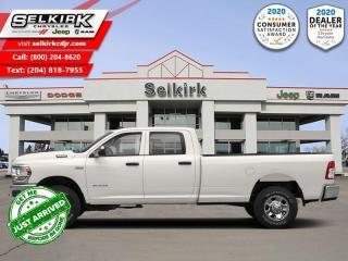 New 2020 RAM 3500 Laramie Longhorn - Sunroof for sale in Selkirk, MB