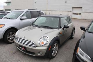 Used 2009 MINI Cooper Hardtop 1.6L for sale in Whitby, ON