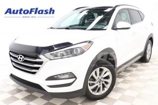 Used 2017 Hyundai Tucson Luxury 2.0L AWD *Blind-Spot *Cuir/Leather *GPS for sale in Saint-Hubert, QC