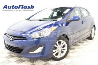 Used 2013 Hyundai Elantra GT GLS *M6 *Bluetooth *Toit-Ouvrant/Sunroof for sale in Saint-Hubert, QC