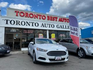 Used 2014 Ford Fusion Hybrid 4dr Sdn SE PHEV Luxury ONE OWNER! LEATHER! for sale in Toronto, ON