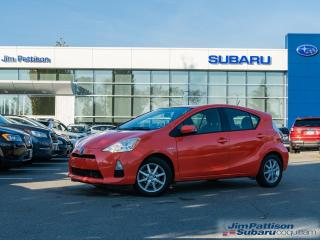 Used 2012 Toyota Prius c Technology (CVT) for sale in Port Coquitlam, BC