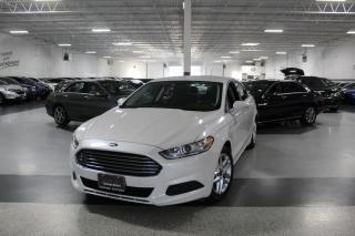 Used 2016 Ford Fusion SE I REAR CAMERA I POWER OPTIONS I KEYLESS ENTRY I BLUETOOTH for sale in Mississauga, ON