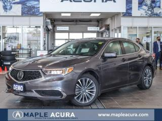 Used 2020 Acura TLX Tech, Manager's Special for sale in Maple, ON