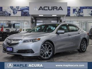 Used 2017 Acura TLX Tech Package, No accidents, One owner, Acura Certi for sale in Maple, ON