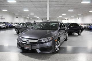 Used 2018 Honda Civic LX I REAR CAM I HEATED SEATS I LOW MILEAGE I POWER OPTIONS for sale in Mississauga, ON