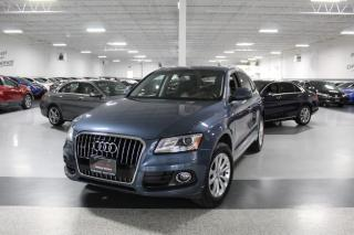 Used 2017 Audi Q5 PROGRESSIV NO ACCIDENTS I NAVIGATION I PANOROOF I REAR CAM for sale in Mississauga, ON