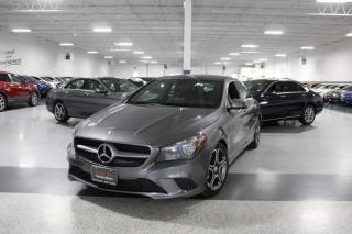 Used 2016 Mercedes-Benz CLA-Class CLA 250 4MATIC I NO ACCIDENTS I NAVIGATION I REAR CAM I BT for sale in Mississauga, ON