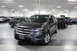 Used 2017 Ford Edge SE I REAR CAMERA I PUSH START I POWER OPTIONS I BLUETOOTH for sale in Mississauga, ON