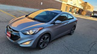 Used 2013 Hyundai Elantra Coupe 2dr Cpe for sale in Mississauga, ON