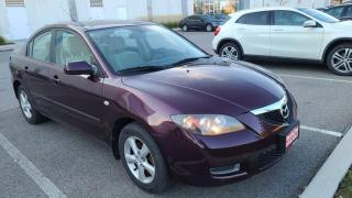 Used 2007 Mazda MAZDA3 4dr Sdn for sale in Mississauga, ON
