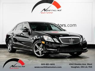 Used 2013 Mercedes-Benz E-Class E350 BlueTEC|AMG Sport|Navigation|Camera|Pano Roof for sale in Vaughan, ON