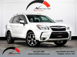 Used 2014 Subaru Forester 2.0XT Limited|EyeSight|Navigation|Pano Roof|Heated Leather for sale in Vaughan, ON