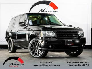 Used 2010 Land Rover Range Rover Supercharged|Navigation|Camera|Blindspot|Heated Cooled Seats for sale in Vaughan, ON