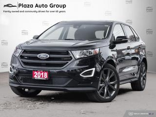 Used 2018 Ford Edge Sport | FINANCE ME | LIFETIME ENGINE WARRANTY for sale in Richmond Hill, ON