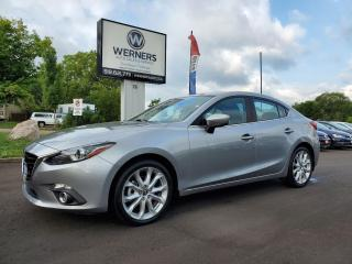 Used 2014 Mazda MAZDA3 GT for sale in Cambridge, ON