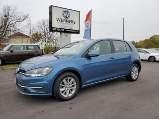 Used 2019 Volkswagen Golf 1.4T for sale in Cambridge, ON