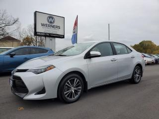 Used 2018 Toyota Corolla XLE for sale in Cambridge, ON